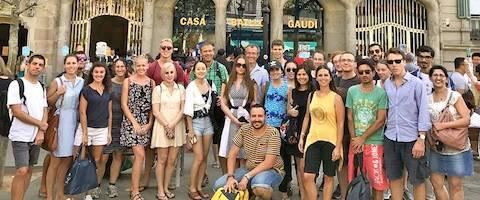 Modernist Tour Barcelona