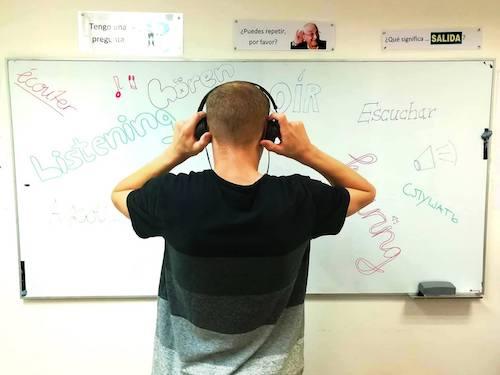 Zusätzliche Hörverstehensübungen